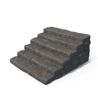 Stone Steps PNG & PSD Images