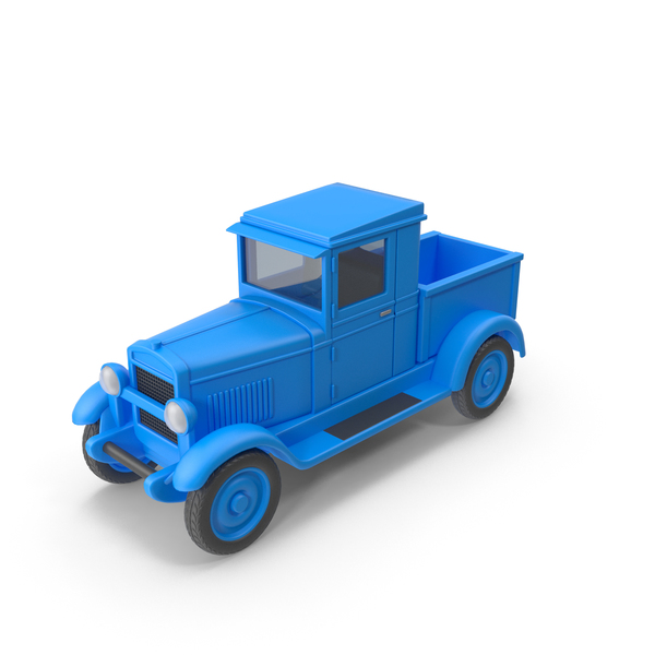 Old Pickup Truck PNG & PSD Images