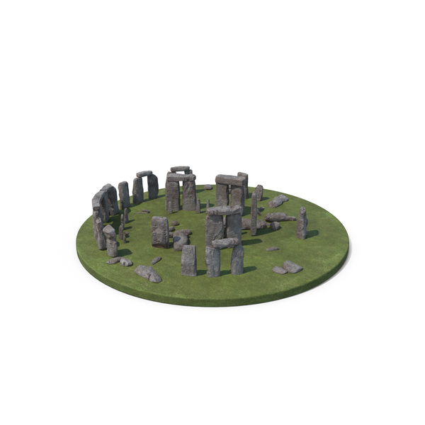 Stone Henge PNG & PSD Images