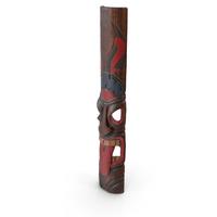 Tiki Totem PNG & PSD Images