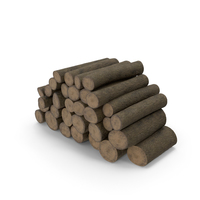 Wood Pile PNG & PSD Images