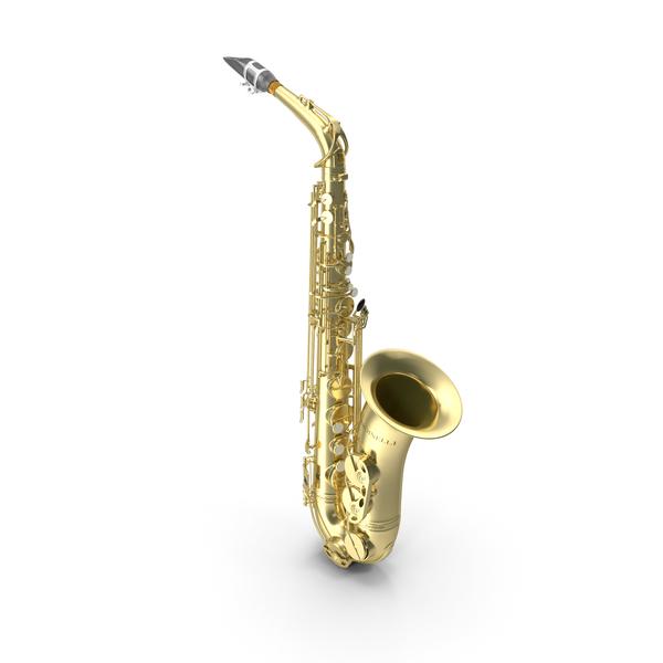 Alto Saxophone PNG & PSD Images