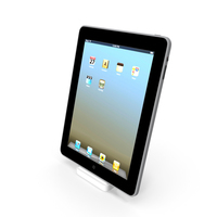 Apple iPad Dock PNG & PSD Images