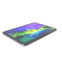 Apple iPad Pro 11-inch 2020 PNG & PSD Images