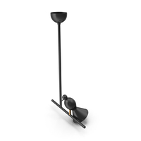 Romatti Alouette Bird Pendant Lamp PNG & PSD Images