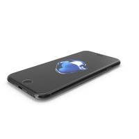 Apple iPhone 7 Black PNG & PSD Images