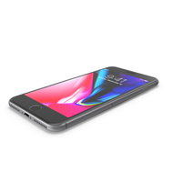 Apple iPhone 8 Plus PNG & PSD Images