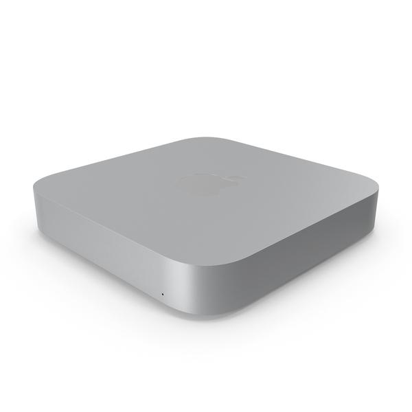 Apple Mac Mini 2018 PNG & PSD Images