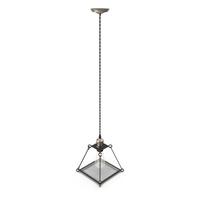 Hanging Lamp Loft House P148 PNG & PSD Images