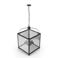 Hanging Lamp LOFT HOUSE P145 PNG & PSD Images