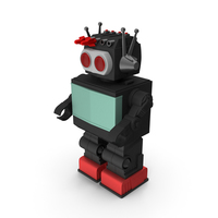 Robot Toy PNG & PSD Images