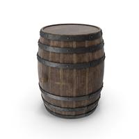 Wooden Barrel Old PNG & PSD Images