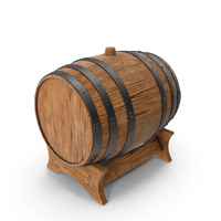 Wooden Barrel Stand Ship Hull PNG & PSD Images