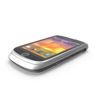BlackBerry 9810 Torch PNG & PSD Images