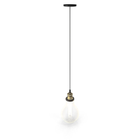 Bulbs Pendant PNG & PSD Images