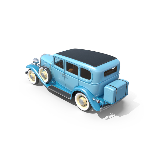Buick 57S 1932 PNG & PSD Images