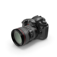 Canon EOS 5D Mark III Kit PNG & PSD Images