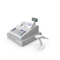 Cash Register Sharp PNG & PSD Images
