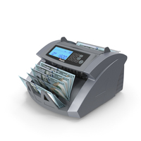 Cassida 5520 Series Bill Counter PNG & PSD Images