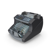Cassida 6600 Series Bill Counter PNG & PSD Images