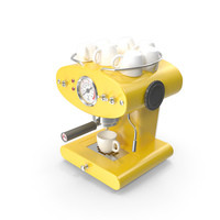 Coffee Maker FrancisFrancis X1 PNG & PSD Images