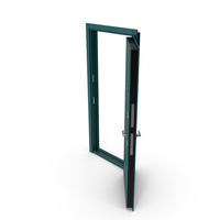 Entrance Door Green PNG & PSD Images