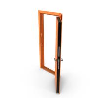 Entrance Door Orange PNG & PSD Images