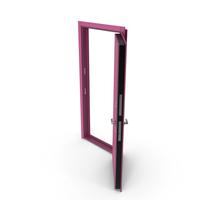 Entrance Door Purple PNG & PSD Images