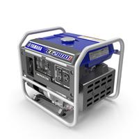 Electrical Generator Yamaha EF2800i PNG & PSD Images