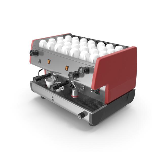 Espresso Coffee Machine La Pavoni BAR T PNG & PSD Images