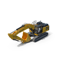 Excavator Tracked Generic PNG & PSD Images