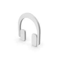 Symbol Headphones PNG & PSD Images