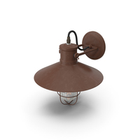 Wall Lamp Loft House W-114 PNG & PSD Images