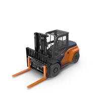 Forklift Toyota Tonero 70 PNG & PSD Images