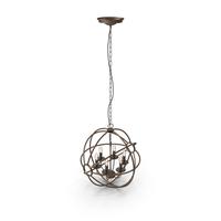 Hanging Lamp Loft House P74 PNG & PSD Images