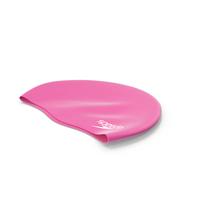 Speedo Waterproof Swim Cap Pink PNG & PSD Images
