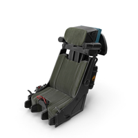 Jet Fighter Seat PNG & PSD Images
