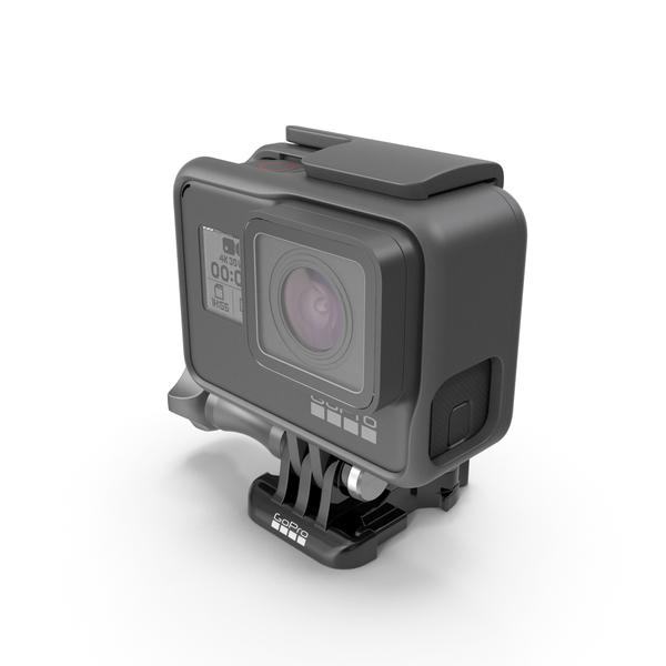 GoPro HERO 5 Black PNG & PSD Images