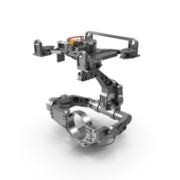 ZenmuseE Z15-5D III 3-Axis Gimbal System PNG & PSD Images