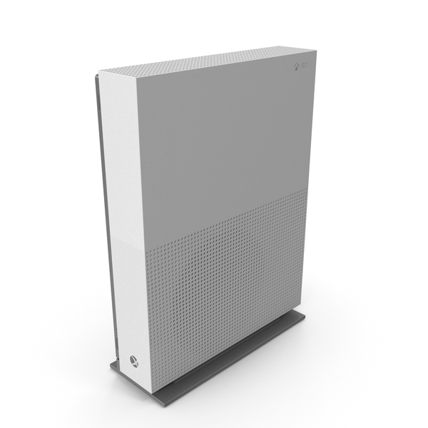 Xbox One S All-Digital Edition 2019 PNG & PSD Images