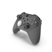 Xbox Elite Wireless Controller Series 2 PNG & PSD Images