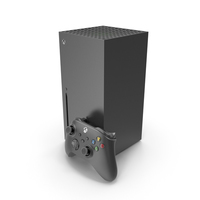 X-Box Series X Set 2020 PNG & PSD Images