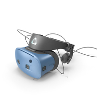HTC Vive Cosmos Headset 2019 PNG & PSD Images