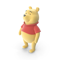 Winnie the Pooh PNG & PSD Images