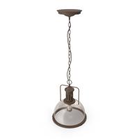 Hanging Lamp Loft House P-122 PNG & PSD Images