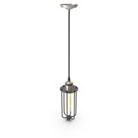 Hanging Lamp Loft House P-126 PNG & PSD Images