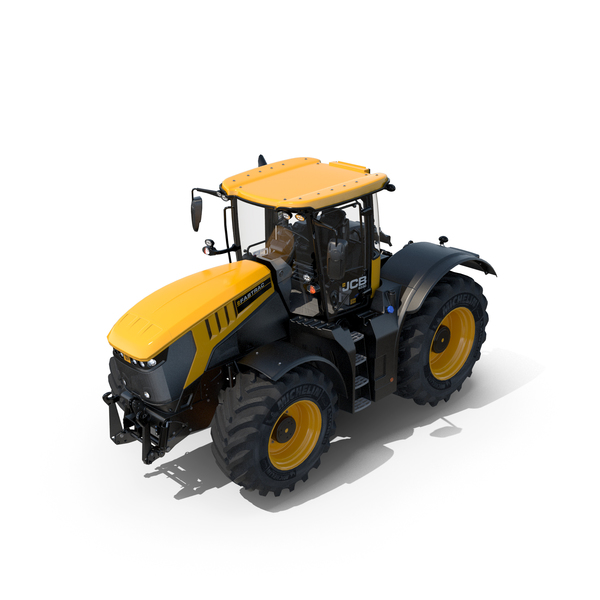 JCB Fastrac 8330 Farm Tractor PNG & PSD Images