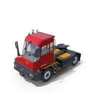 Kalmar T2 Terminal Tractor PNG & PSD Images
