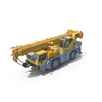 Liebherr mobile crane LTM 1040-2.1 2012 PNG & PSD Images