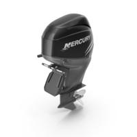 Mercury Verado 200 PNG & PSD Images
